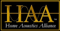 Home Acoustics Alliance Certification