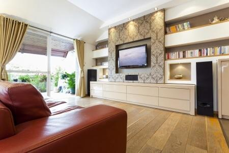 Home theater and other cabinetry for your home.
